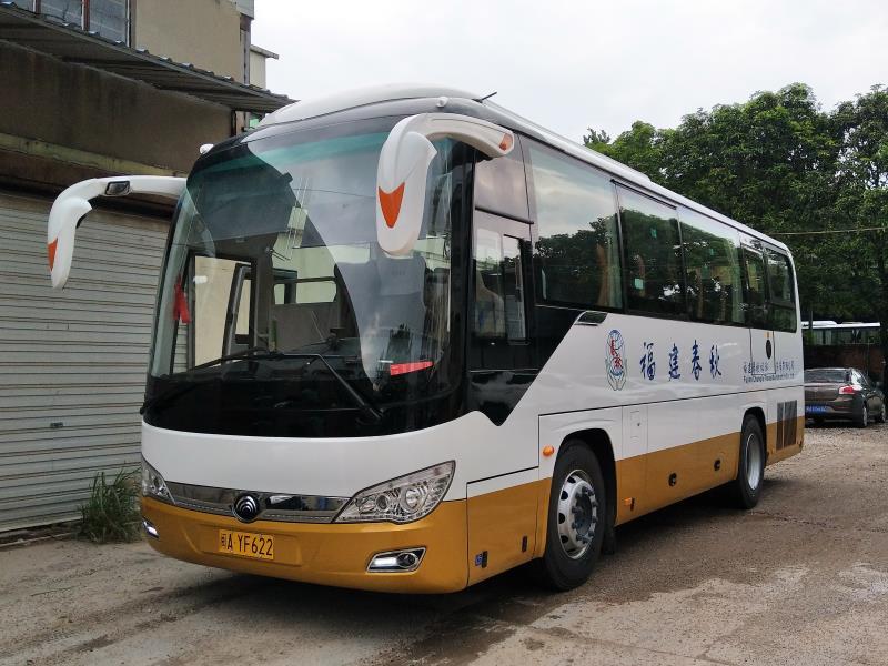 38座闽AYF622